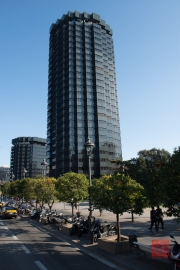 Barcelona 2015 - Business Tower