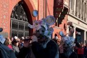 Cortege Basel 2012 – Piccolo - Eurokrise