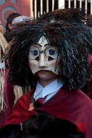Cortege Basel 2012 – Waggis - Harry Potter