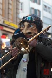 Cortege Basel 2012 - Wundergugge - Trompete I