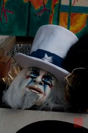 Cortege Basel 2012 - Waggis - Uncle Sam