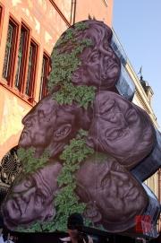 Cortege Basel 2012 - Opti-Mischte - Laterne