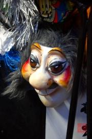 Morgestraich Basel 2012 - Wiehlmys - Maske