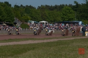 Sandbahnrennen Herxheim 2012 - Solo - Start