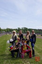 Sandbahnrennen Herxheim 2012 - Girls