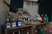 Spectaculum Worms 2012 - Billi's feurige Drachen Liköre