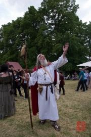Spectaculum Worms 2012 - Gewandete Gäste - Burgos von Buchonia