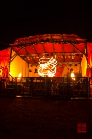 MPS Mosbach 2012 - Feuerspektakel - Spiral Fire III