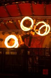 MPS Mosbach 2012 - Feuerspektakel - Spiral Fire VII
