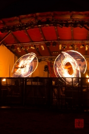 MPS Mosbach 2012 - Feuerspektakel - Spiral Fire IX