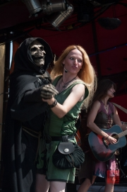 MPS Mosbach 2012 - Metusa - Anja & Gevatter Tod