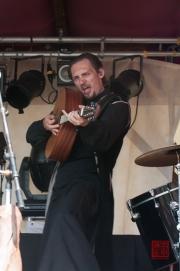 MPS Mosbach 2012 - Saltatio Mortis - Herr Samoel