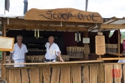 MPS Mosbach 2012 - Stand - Stockbrot