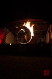 MPS Mosbach 2012 - Feuerspektakel - Spiral Fire I