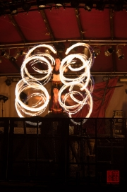 MPS Mosbach 2012 - Feuerspektakel - Spiral Fire VIII