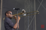 Das Fest - Trombone Shorty - Troy Andrews