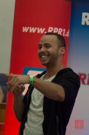 Rheinland-Pfalz Open Air 2012 - PK - Marlon Roudette II