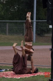 MPS Speyer 2012 - Circus Unartiq - Training