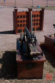 MPS Speyer 2012 - Stand - Kanonen