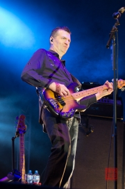 Insel in Concert 2012 - Simple Minds - Ged Grimes II