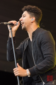 Insel in Concert 2012 - Andreas Bourani I