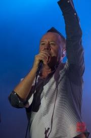 Insel in Concert 2012 - Simple Minds - Jim Kerr I