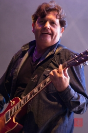 Insel in Concert 2012 - Simple Minds - Charlie Burchill I