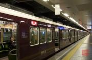 Japan 2012 - Osaka - Subway