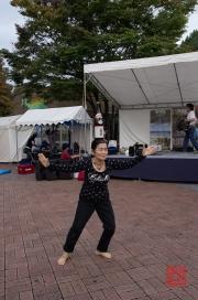 Japan 2012 - Osaka - Sake Dance