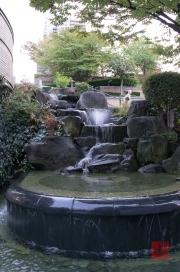 Japan 2012 - Osaka - fountain