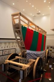 Japan 2012 - Kyoto - Event wagon