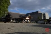 Japan 2012 - Kyoto - Oyahon Temple - Main Building