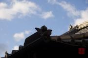 Japan 2012 - Kyoto - Rooftile Peach