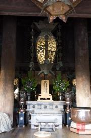 Japan 2012 - Kyoto - Kiyomizu-dera - Altar