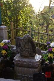 Japan 2012 - Kyoto - Kiyomizu-dera - Wealth altar sculpture