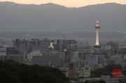Japan 2012 - Kyoto - Kiyomizu-dera - Kyoto Tower