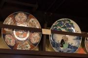 Japan 2012 - Kyoto - Porcelain shop - Plates