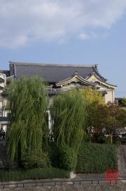 Japan 2012 - Kyoto - Kamo - Riverview