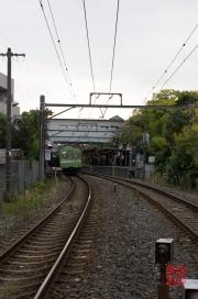 Japan 2012 - Kyoto - Traintracks