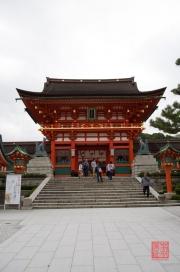 Japan 2012 - Kyoto - Fushimi Inari Taisha - Middle Gate