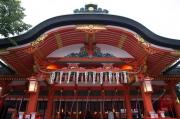Japan 2012 - Kyoto - Fushimi Inari Taisha - Roof