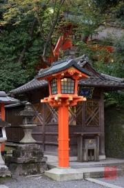 Japan 2012 - Kyoto - Fushimi Inari Taisha - Lantern II
