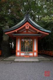 Japan 2012 - Kyoto - Fushimi Inari Taisha - Cerenomy horse stall