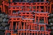Japan 2012 - Kyoto - Fushimi Inari Taisha - Wishing Boards
