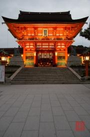 Japan 2012 - Kyoto - Fushimi Inari Taisha - Main Gate