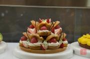 Japan 2012 - Kyoto - Strawberry Cake