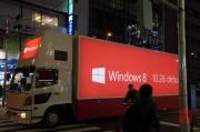 Japan 2012 - Akihabara - Windows Truck