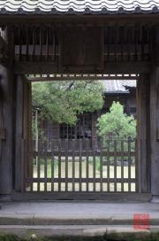 Japan 2012 - Kamakura - Jufuku-ji Temple - Side Building