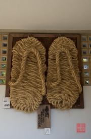 Japan 2012 - Kamakura - Kotoku-in - Shoes