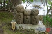 Japan 2012 - Kamakura - Hase-dera - Mini-Sculptures